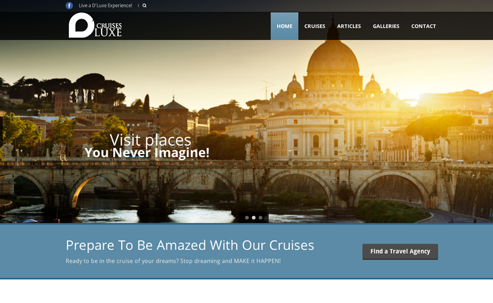 D'Luxe Cruises