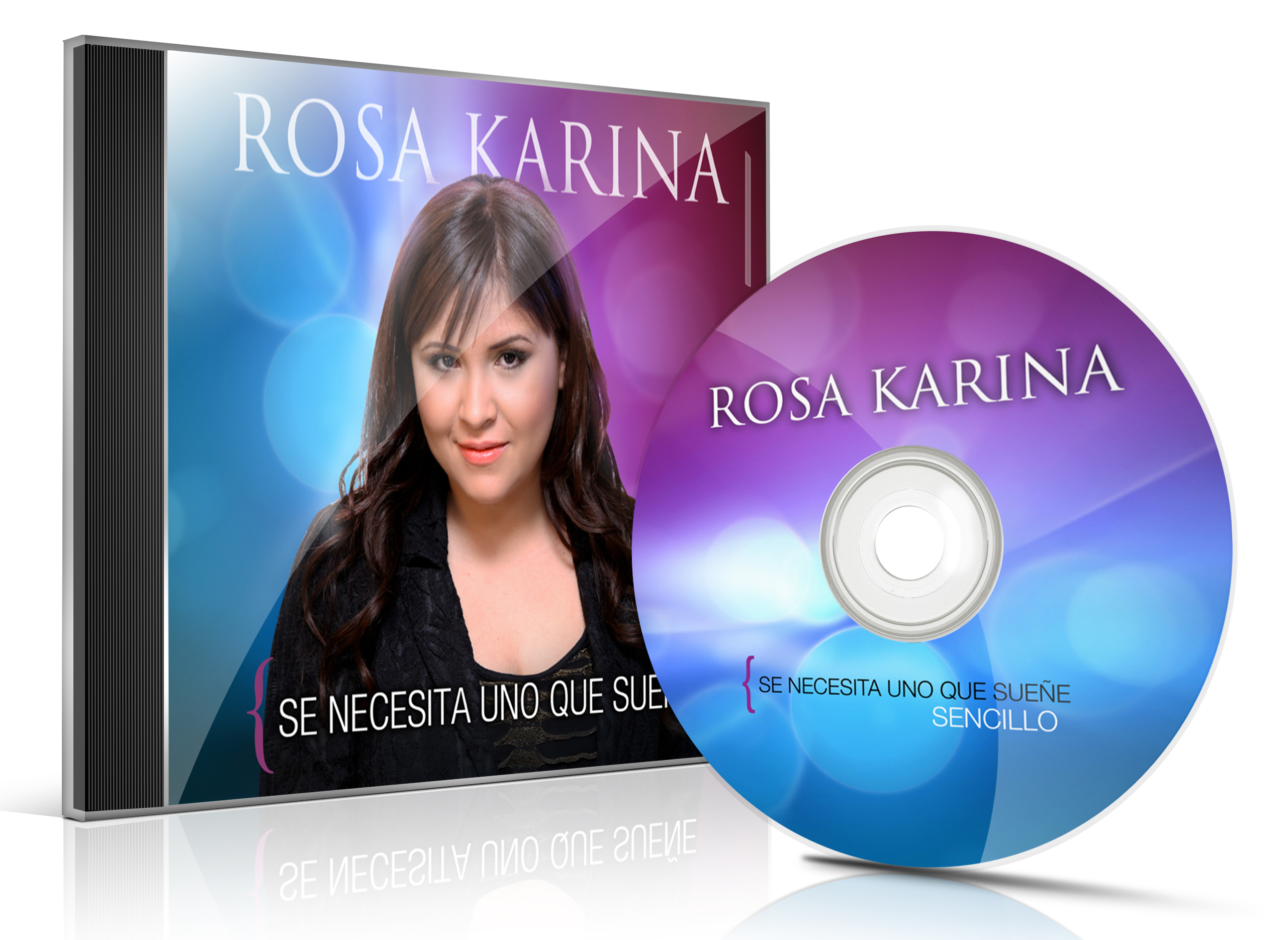 CD & Cover Design